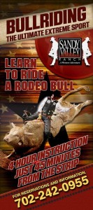 Sandy Valley Ranch Bull Riding