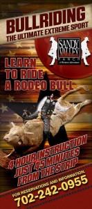 Sandy Valley Ranch Bull Riding