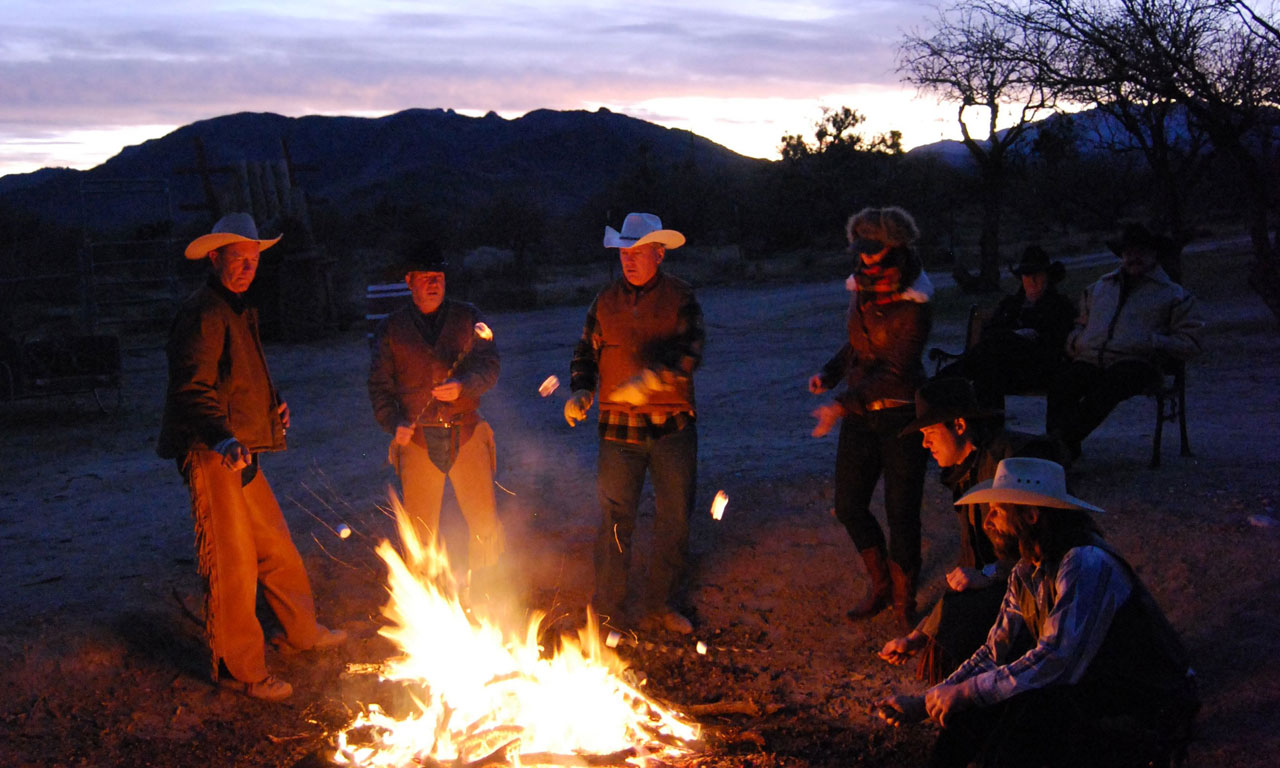 Sandy Valley Ranch Campfire