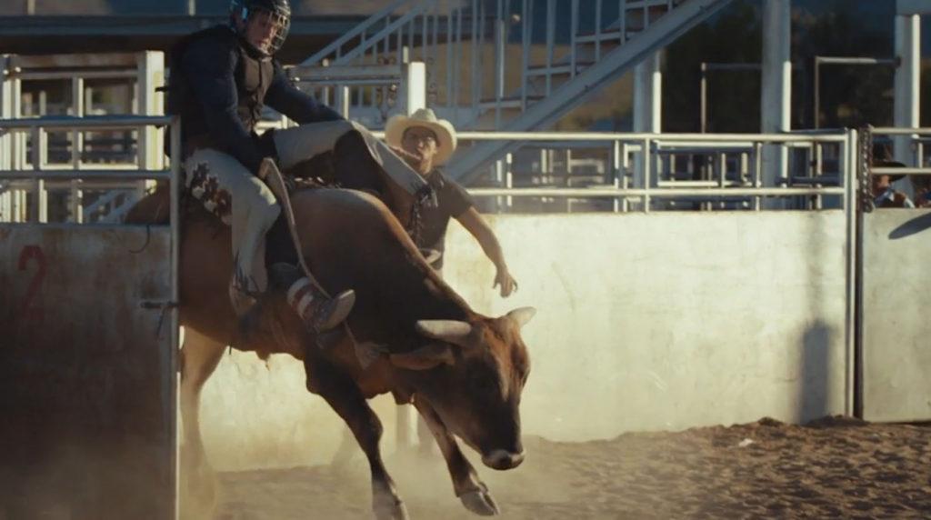 Logan Paul bull riding