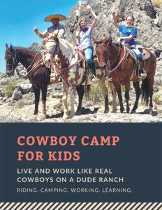 kids cowboy camp