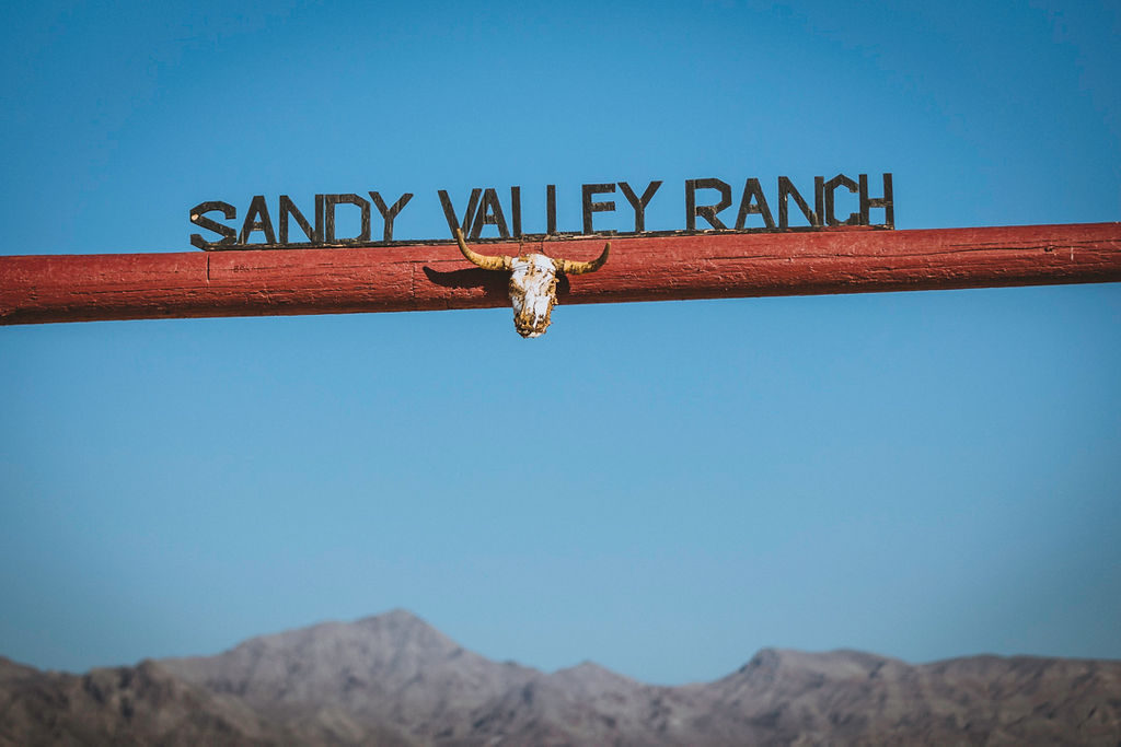 sandy valley ranch directions