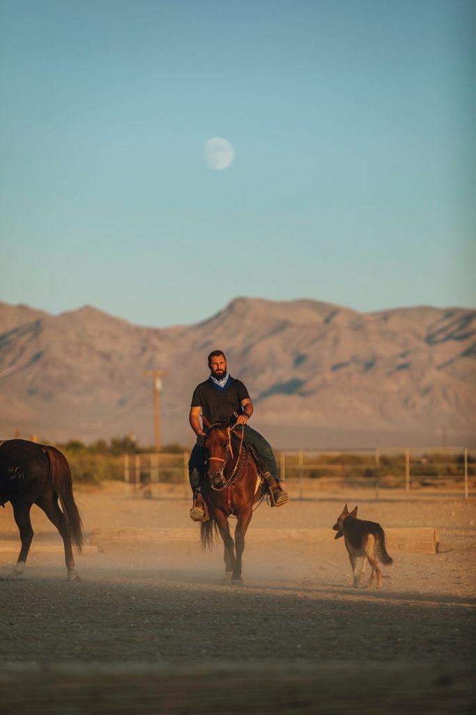 cowboy campout